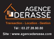 Agence Derasse agence immobilière