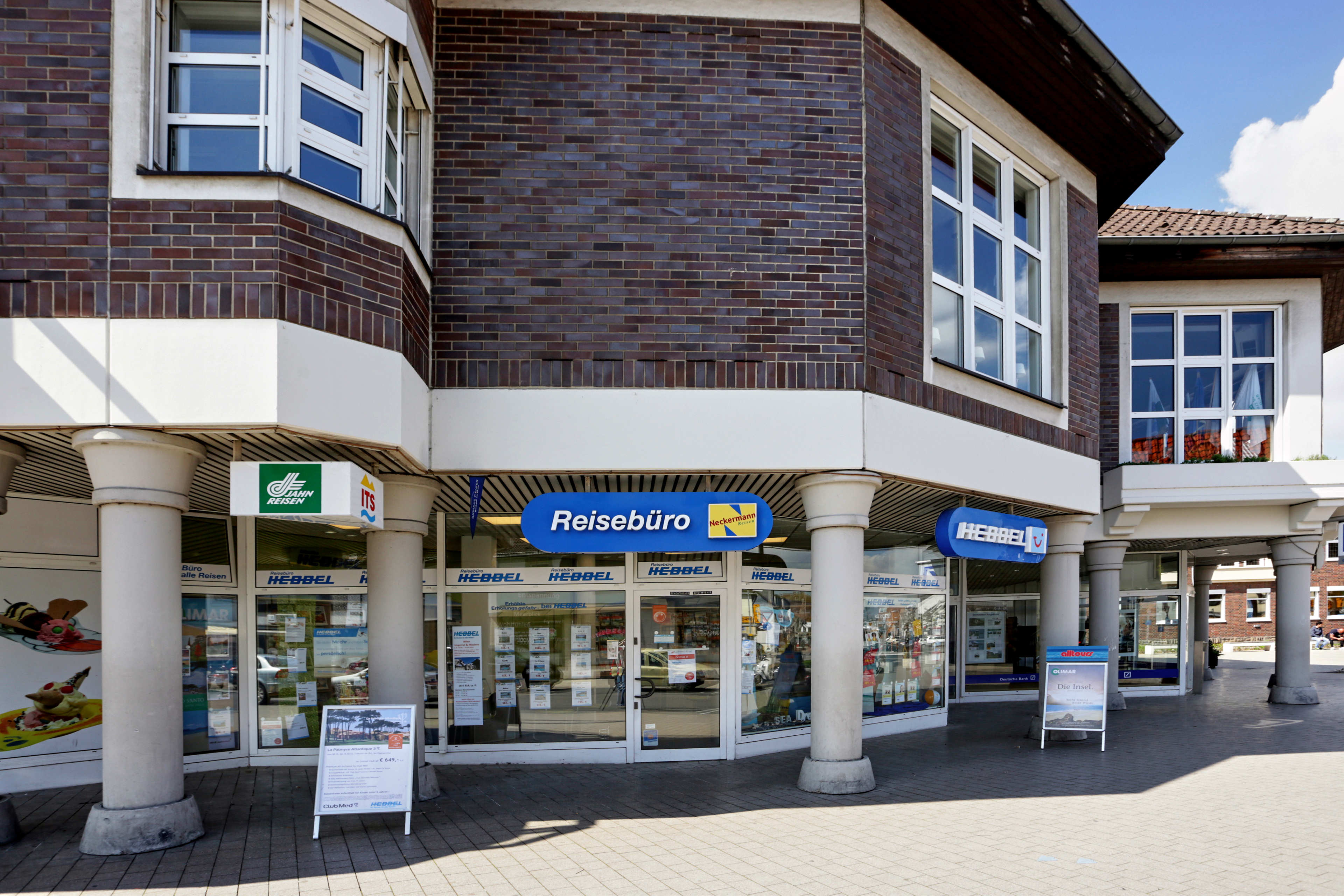 Reisebüro Hebbel Monheim