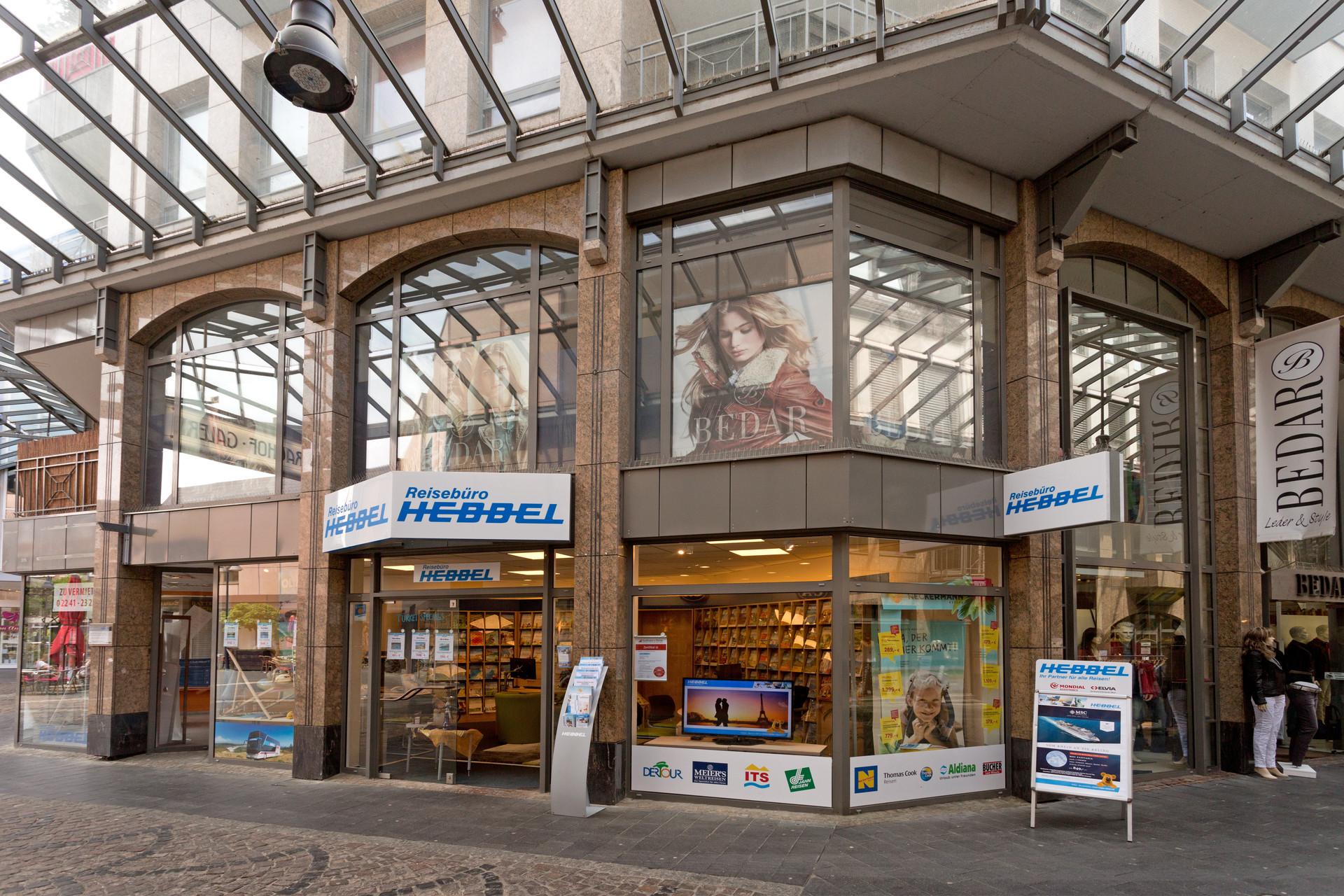 Reisebüro Hebbel Siegburg