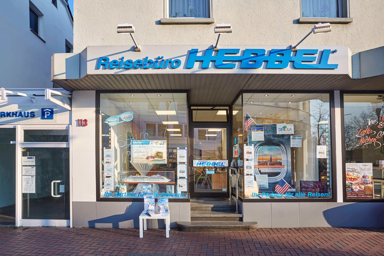 Reisebüro Hebbel Hilden