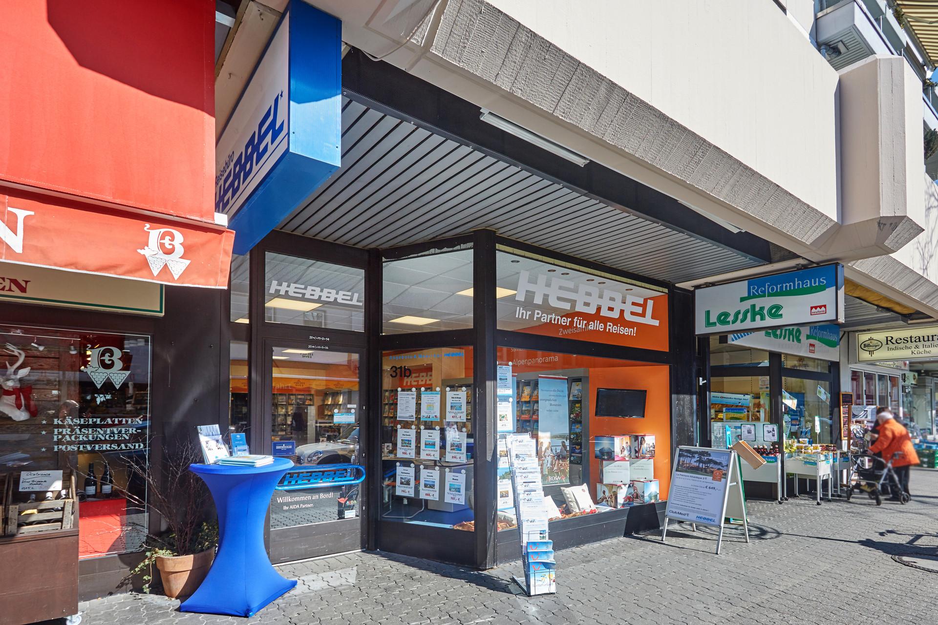 Reisebüro Hebbel Bensberg