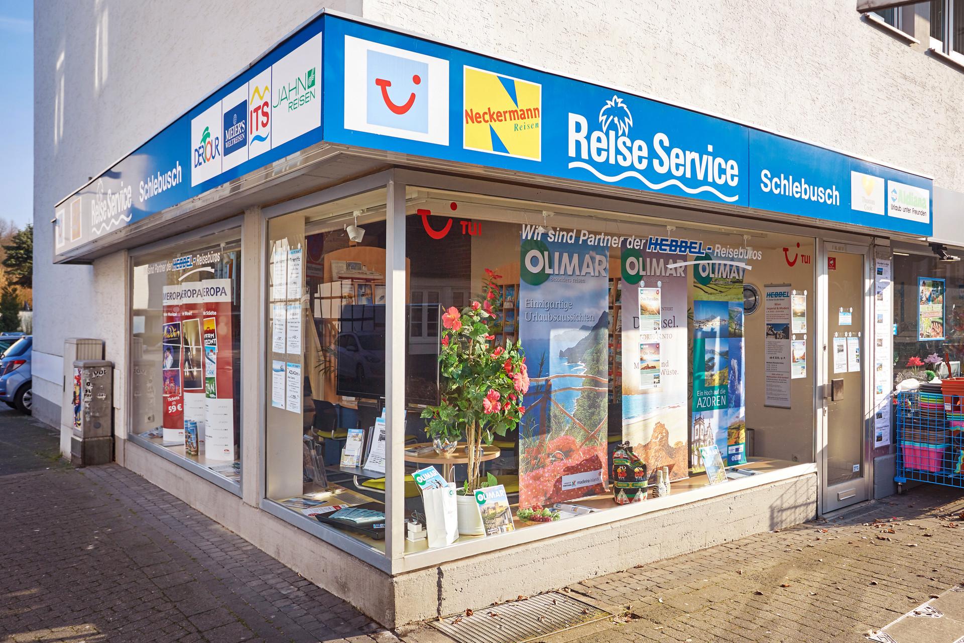 Reisebüro ReiseService Schlebusch