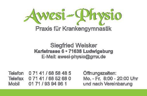 AWESI-PHYSIO Praxis für Krankengymnastik • Ludwigsburg, Karlstraße 6 ...
