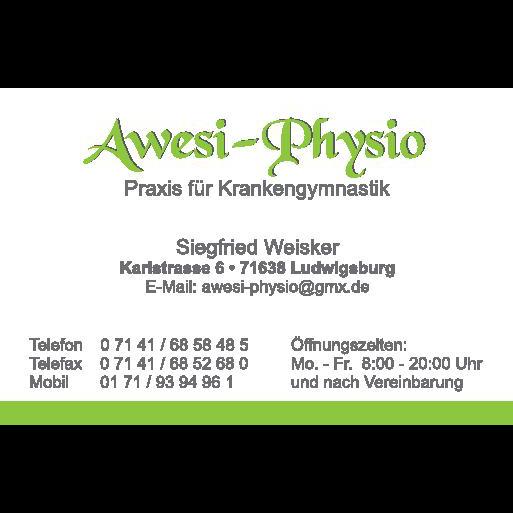 Bild zu AWESI-PHYSIO Praxis für Krankengymnastik in Ludwigsburg in Württemberg