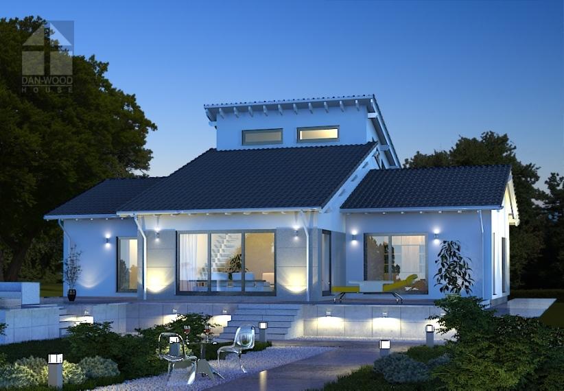 MBNHaus Dan-Wood House Vertrieb Norken • Norken, Am Weissen Berg 2 ...