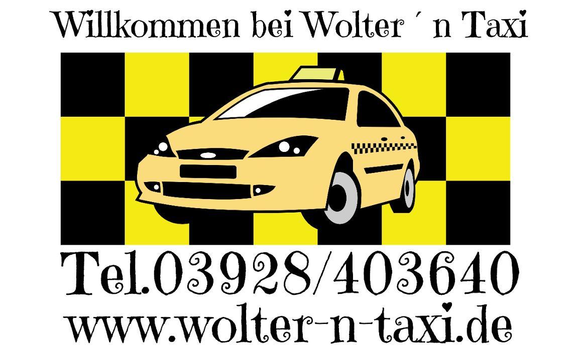Logo von Wolter 'n Taxi