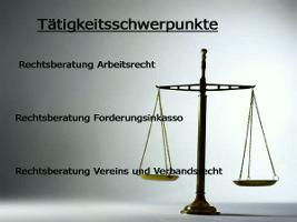 Rechtsanwältin Margit Degenhard