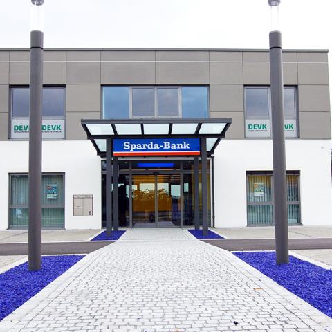 Sparda bank filiale landshut west in landshut for Offnungszeiten sparda bank
