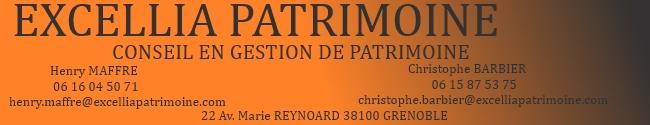 EXCELLIA PATRIMOINE