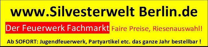 Silvesterwelt-Berlin Feuerwerk-Abholmarkt