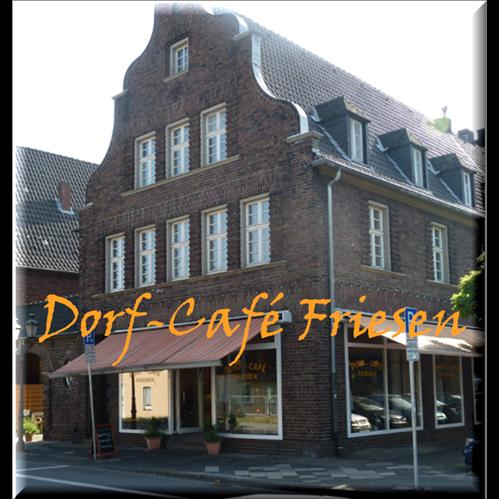 Bild zu Dorf-Café Friesen in Moers