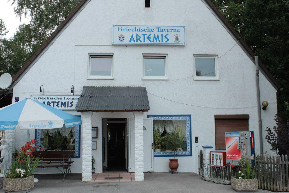 Logo von Taverna Artemis