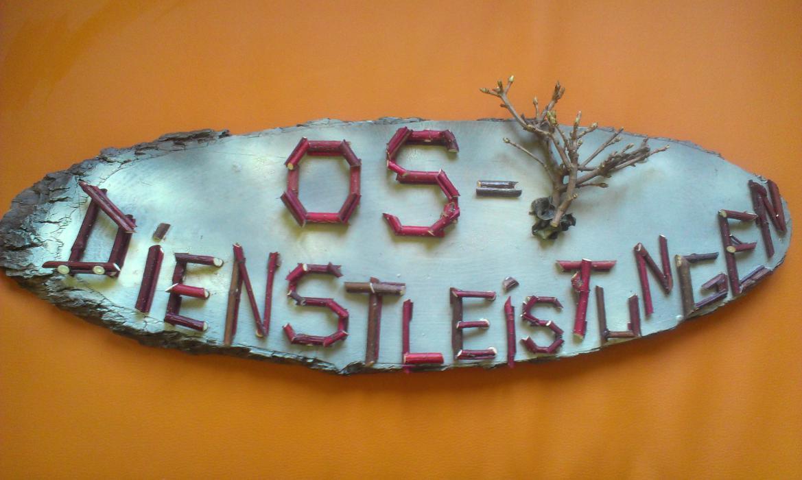 Logo von OS Dienstleistungen