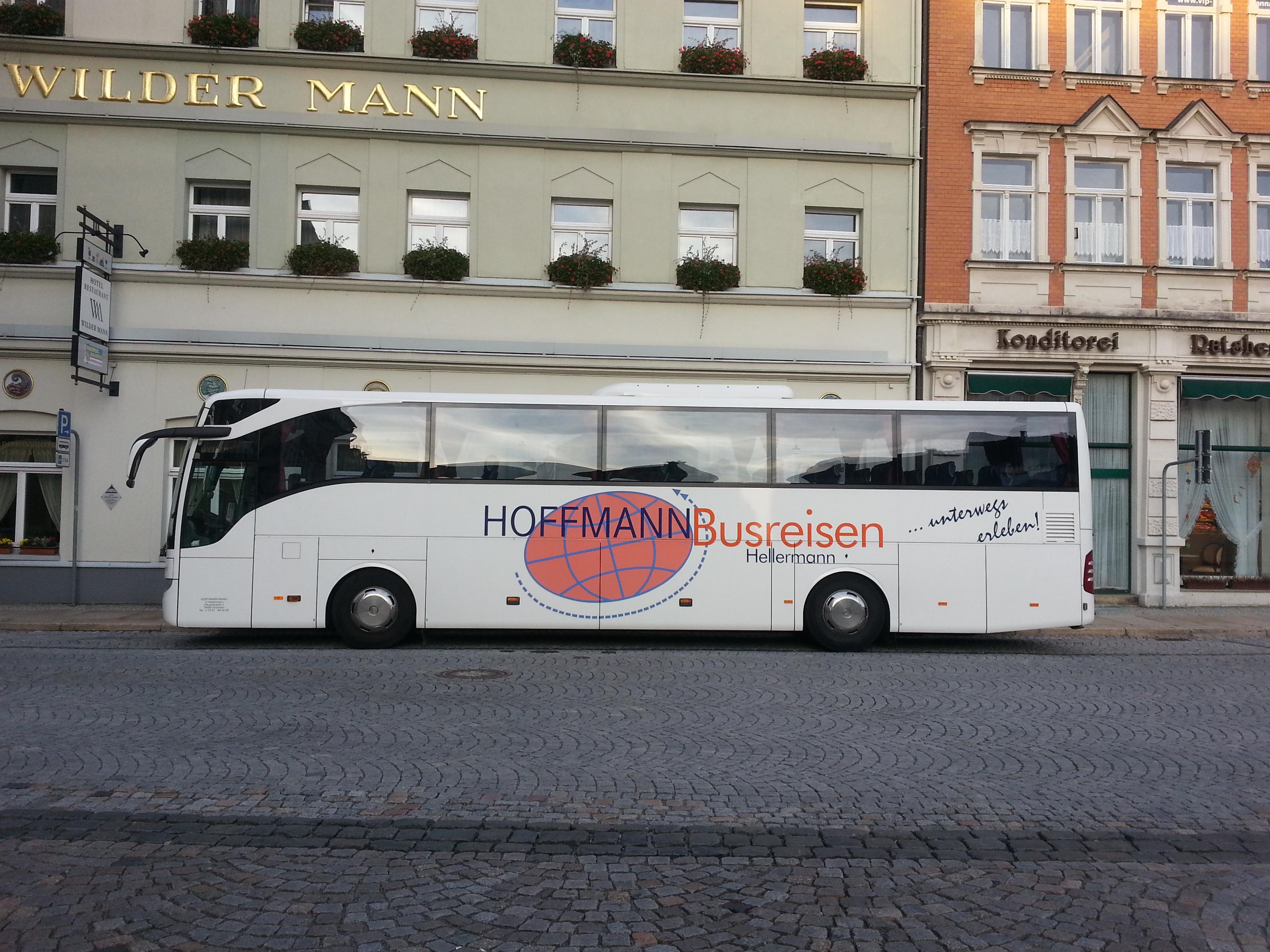 Hoffmann Reisen GmbH Busreisen Hellermann