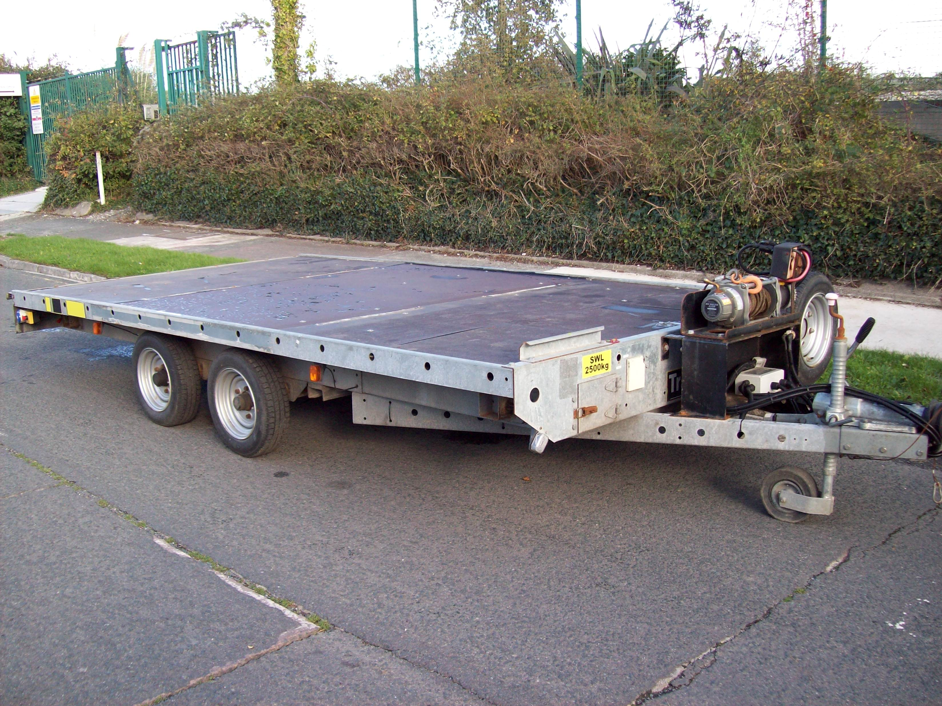 MBS Trailer Hire