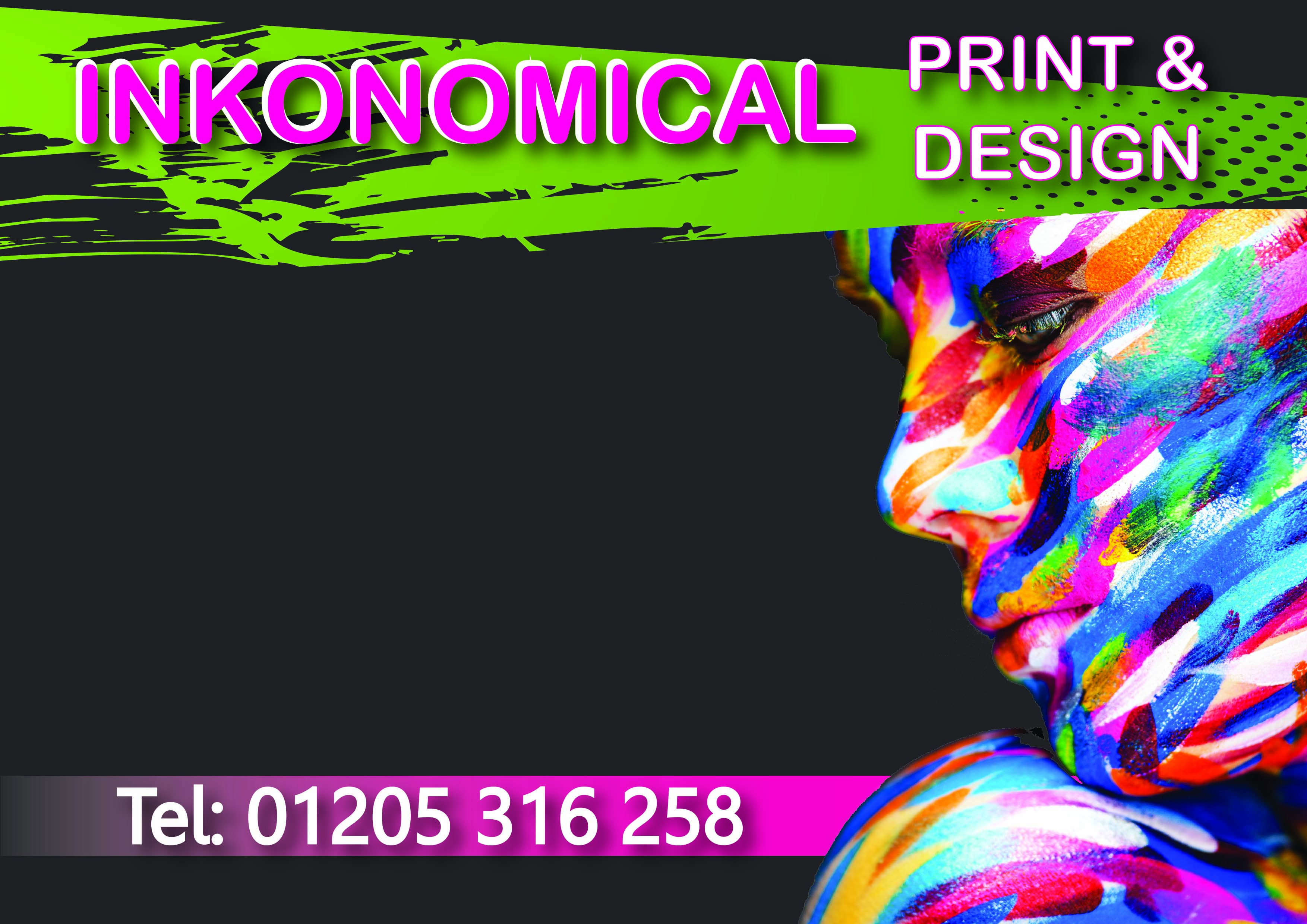 INKONOMICAL PRINT & DESIGN