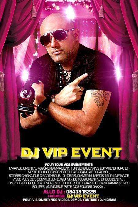 Dj Oriental Paris DJ Hicham