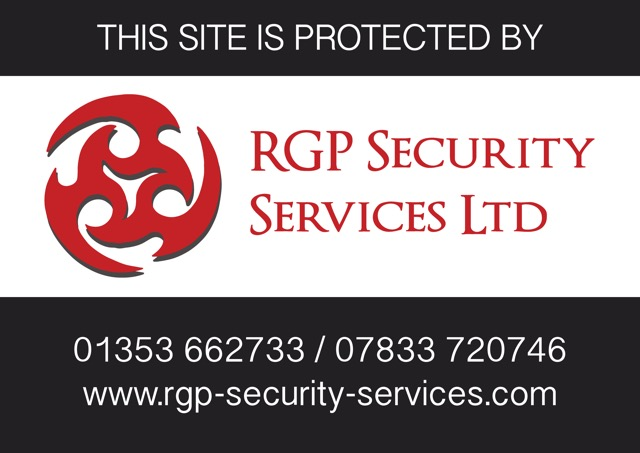 RGP Security Services Ltd. - Ely, Cambridgeshire CB7 4RP - 01353 662733 | ShowMeLocal.com