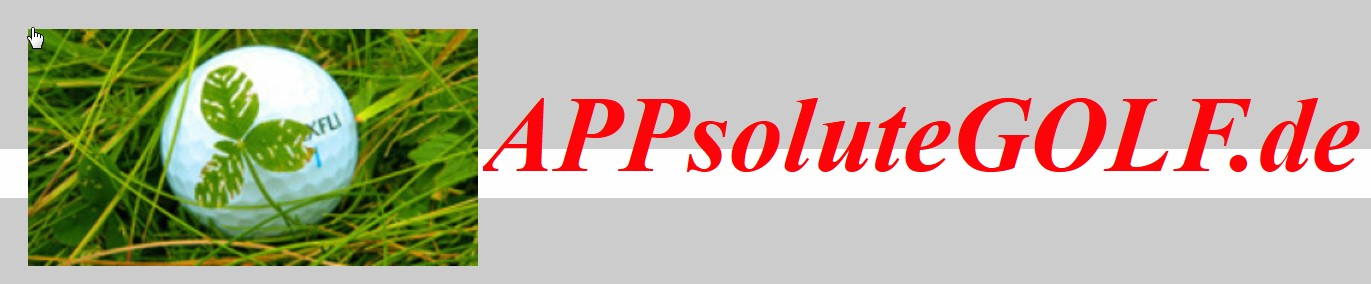 Logo von appsolutegolf