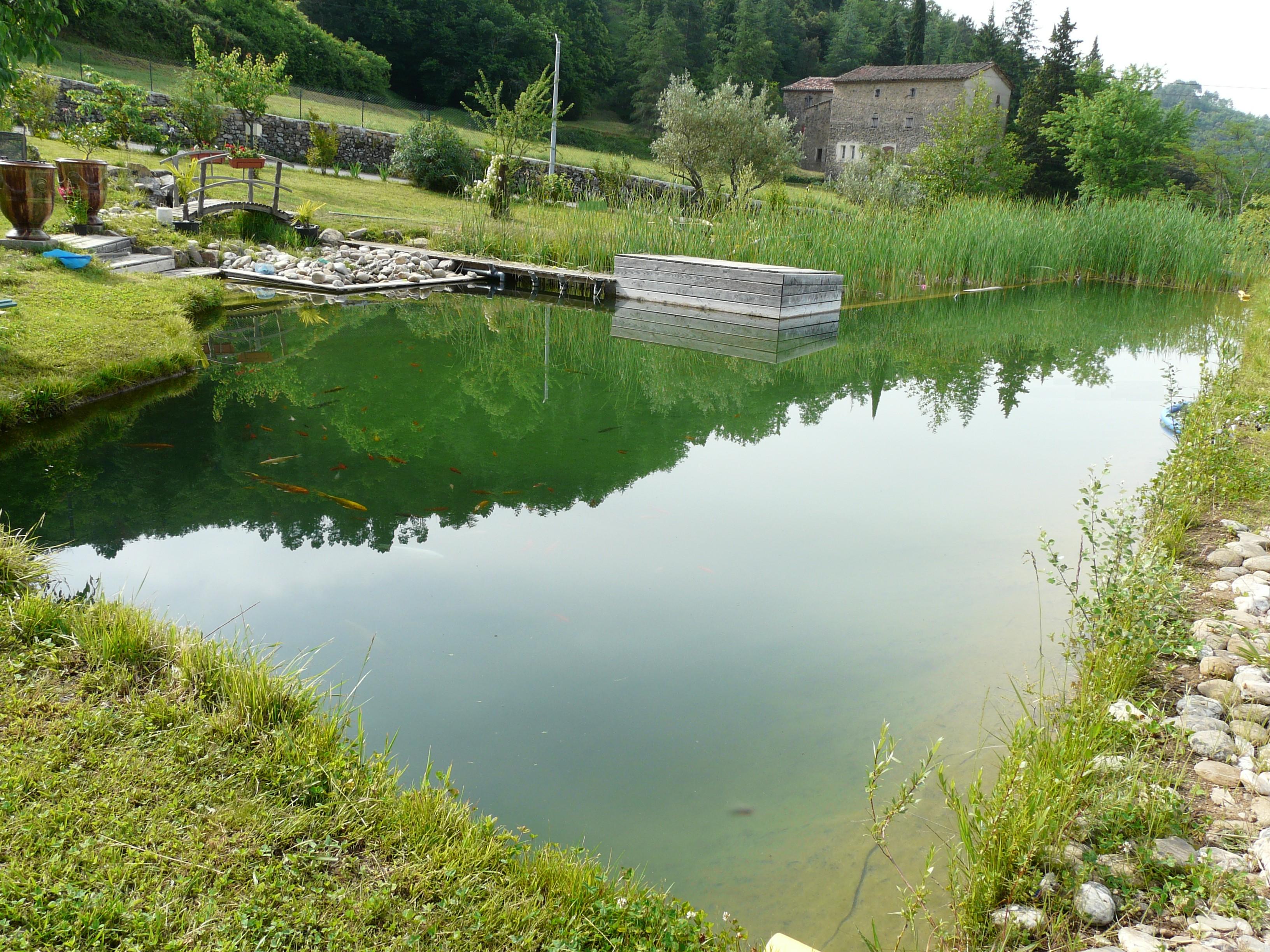 Piscine Naturelle du Bruel