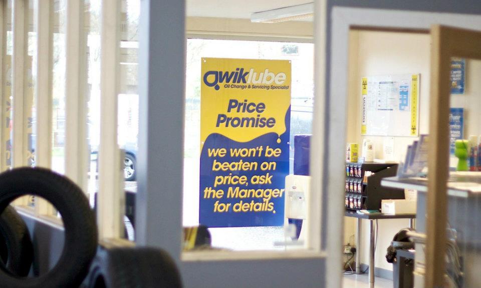 Qwik Lube Ltd