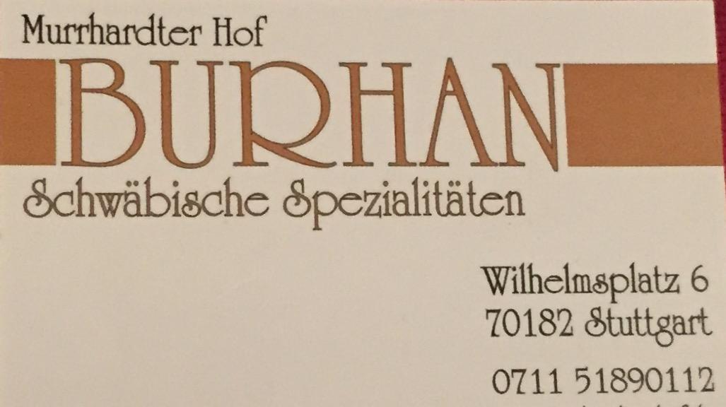 Pfannenkuchenhaus zwinger b blingen poststra e 36 for Murrhardter hof stuttgart