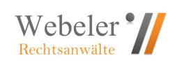 Bild zu Webeler Rechtsanwälte in Koblenz am Rhein
