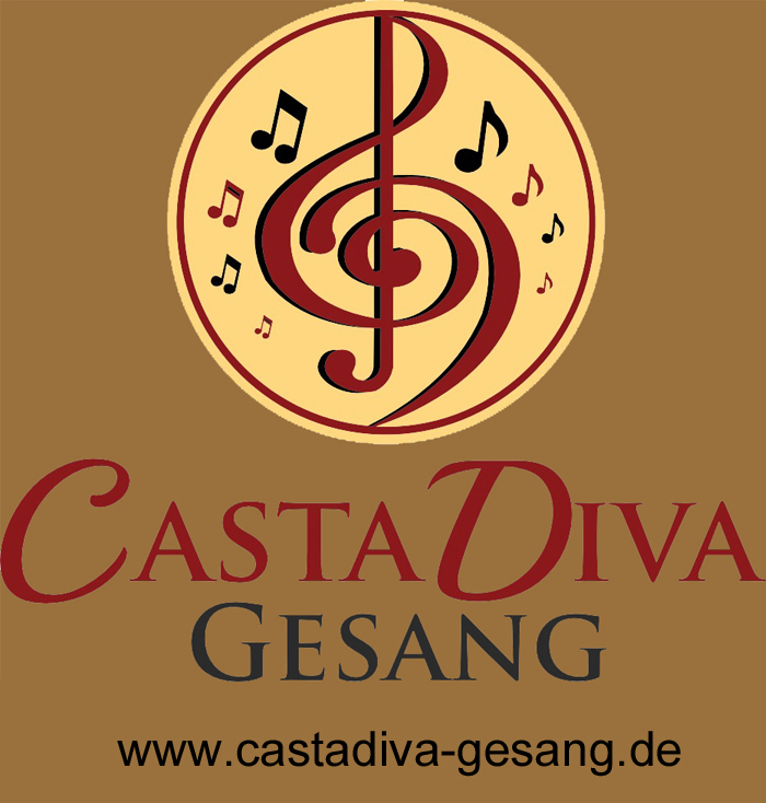 Logo von CastaDiva Gesang - Gesangsunterricht München