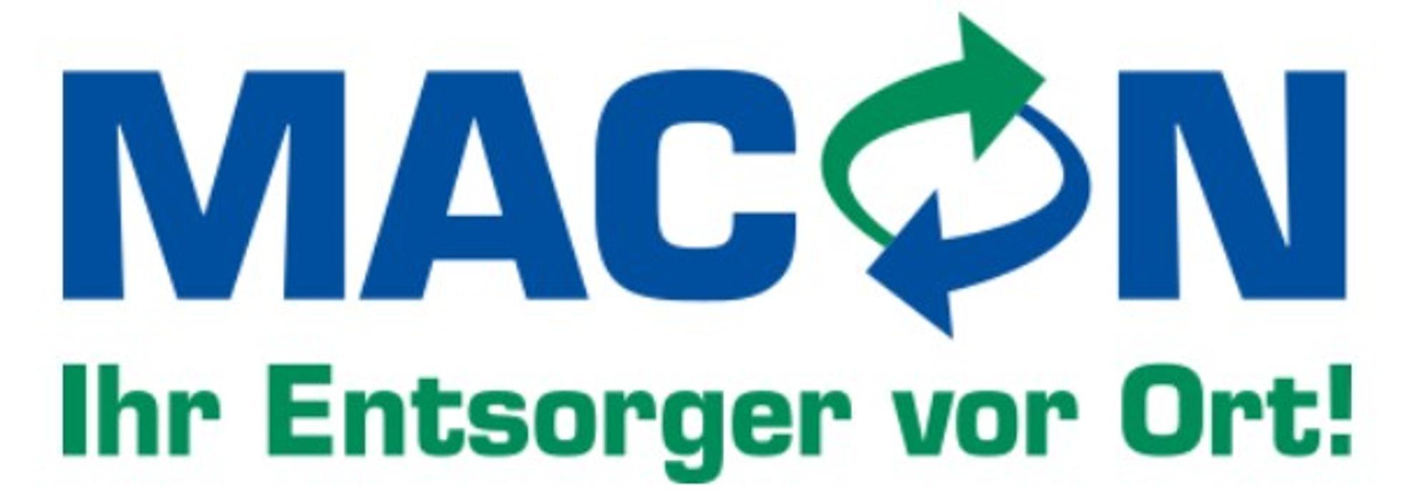 MACON GmbH Entsorgung Recycling Umweltberatung