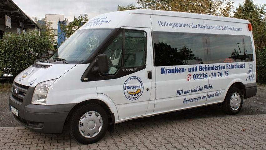 Ralf Büttgen Kranken- u. Behindertenfahrdienst