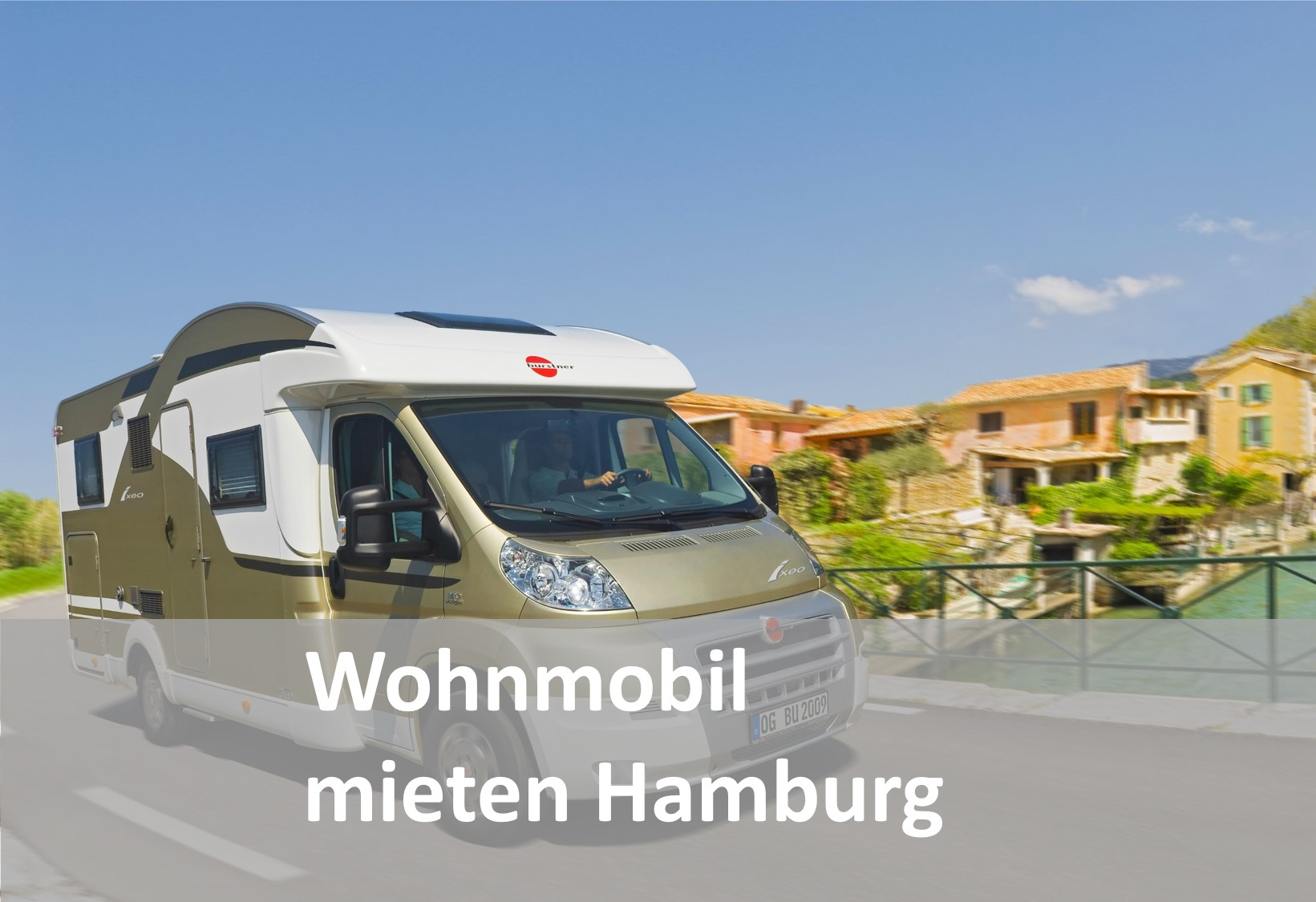 Adventure Tours - Wohnmobilvermietung Hamburg