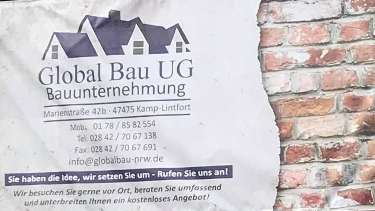 Bild zu Global Bau UG in Kamp Lintfort