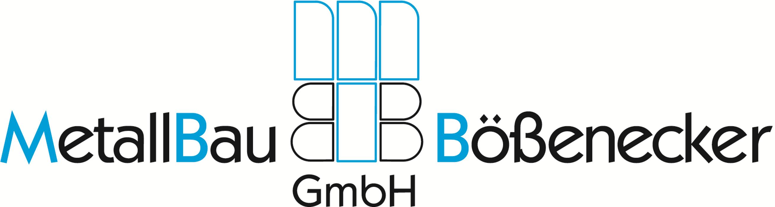 Bild zu Metallbau Bößenecker GmbH in Weinstadt