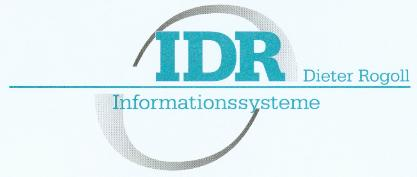 IDR Informationssysteme Dieter, Rogoll