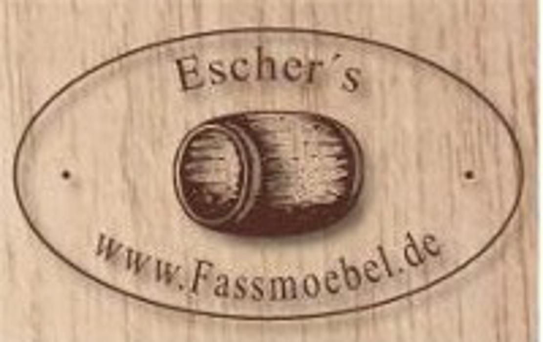 Logo von Escher's Fassmöbel