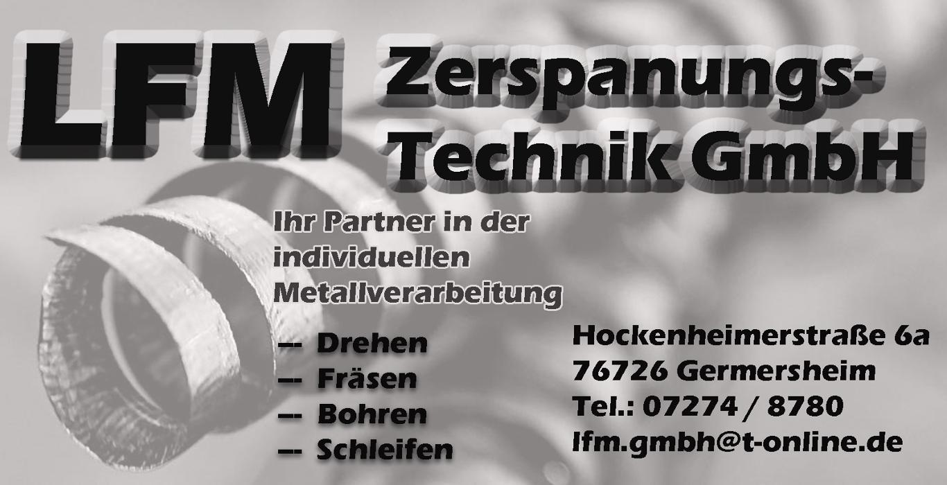 Bild zu LFM Zerspanungstechnik GmbH in Germersheim