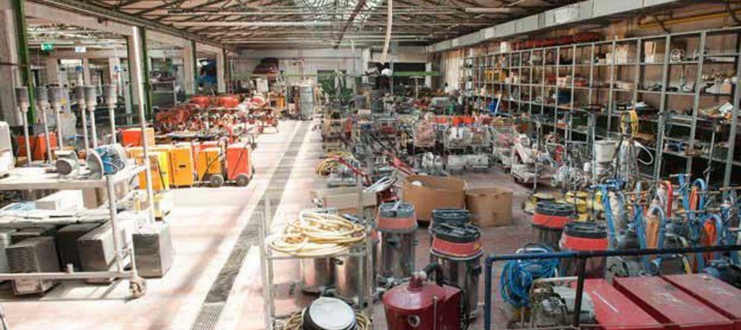Haus der 1000 Maschinen Mietcentrum GmbH