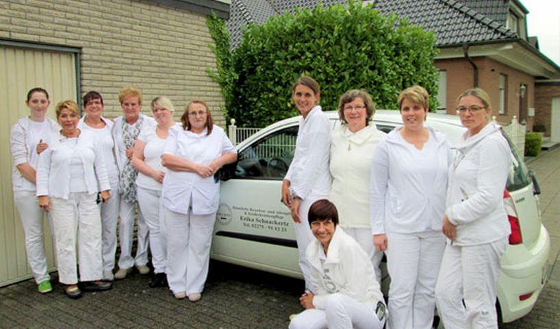 Häusliche Kranken- und Altenpflege Erika Schnackertz