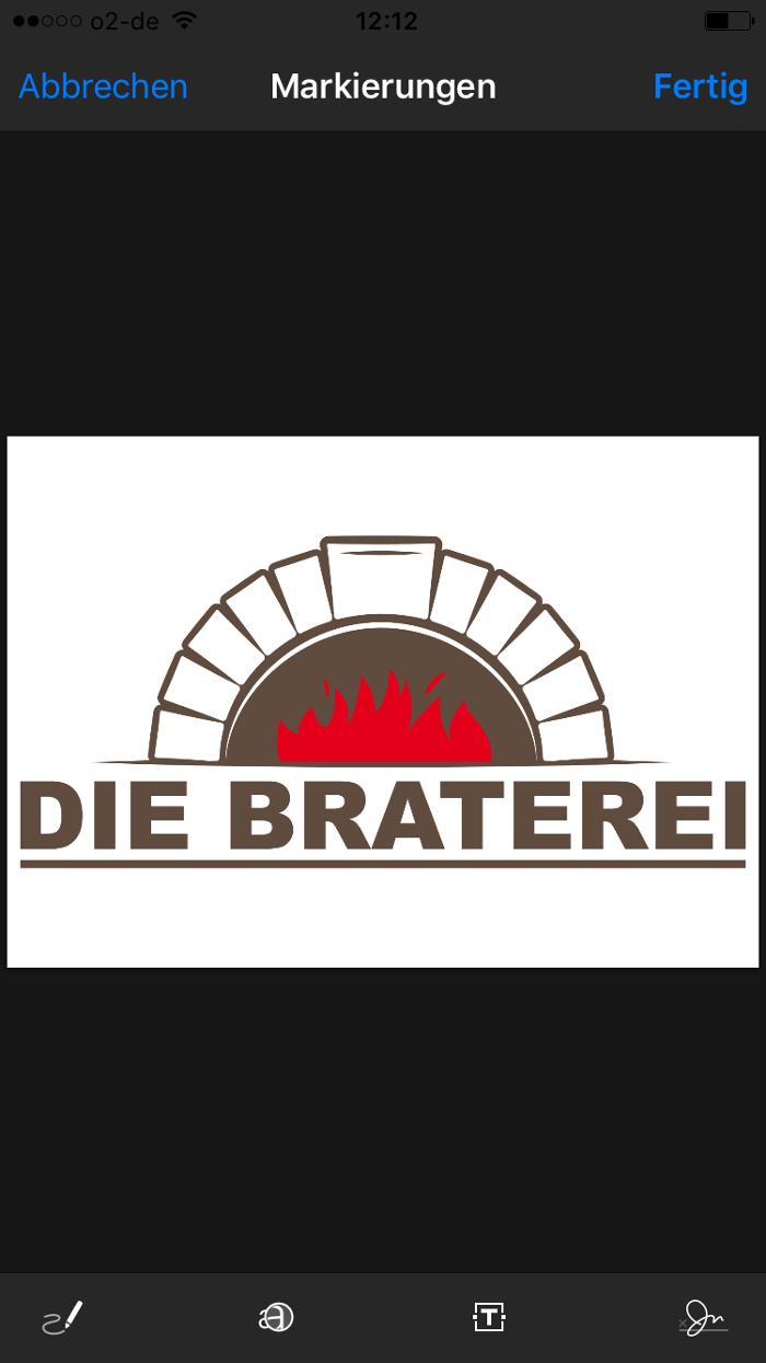 Logo von Die Braterei