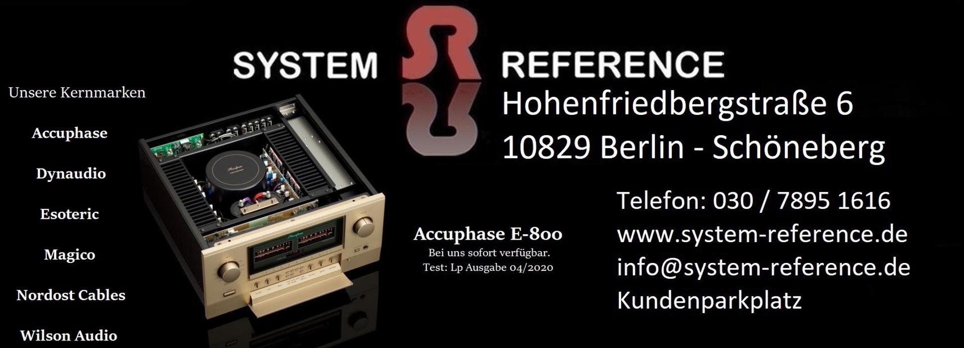 HiFi Studio System Reference GmbH