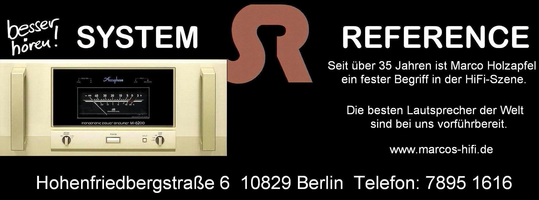 Bild zu SYSTEM REFERENCE GmbH in Berlin