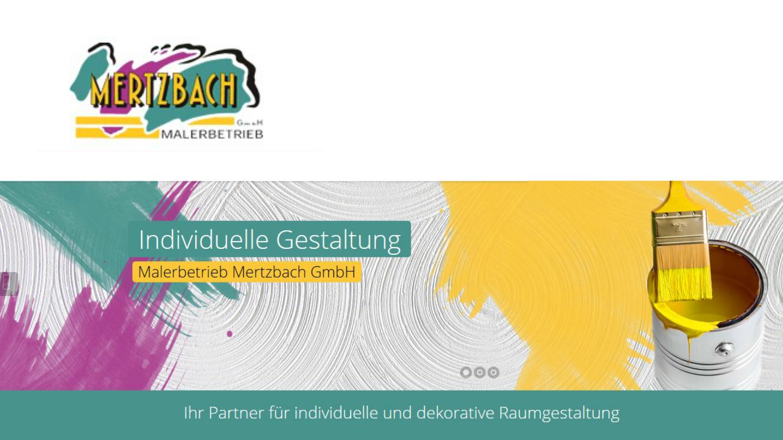 Malerbetrieb Mertzbach GmbH
