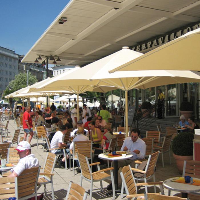 Alex Bistro Cafe Hamburg
