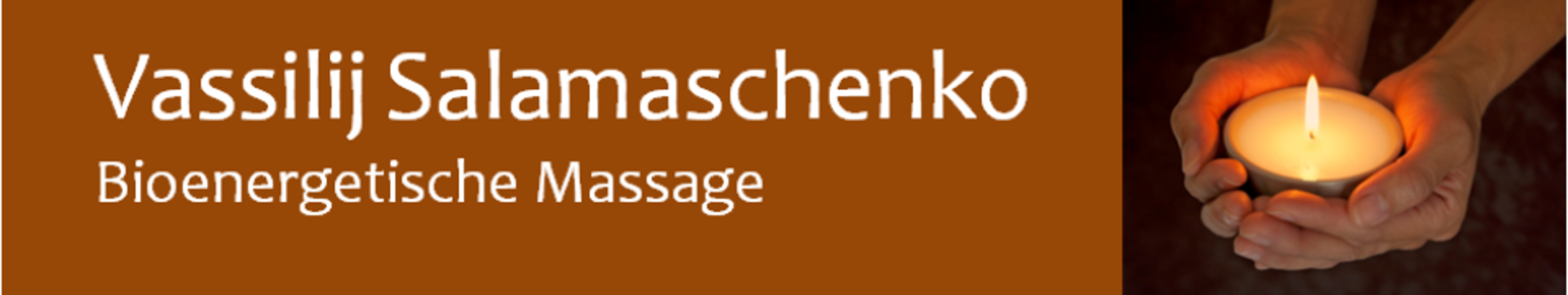 Bild zu Massagestudio Vassilij Salamashenko Bioenergetische Massage in Nürnberg