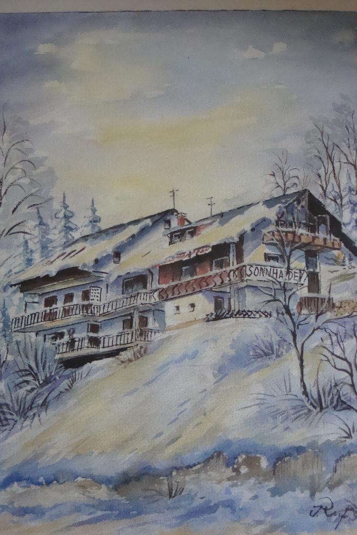 Bild zu Gasthaus Sonnhalde in Biederbach im Schwarzwald