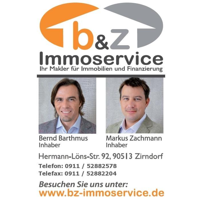 Bild zu b&z Immoservice Bernd Barthmus Markus Zachmann GbR in Zirndorf