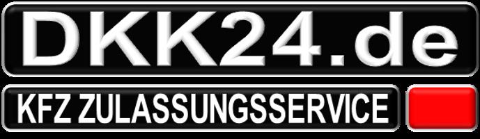 DKK24 KFZ Zulassungsservice Zulassungsdienst