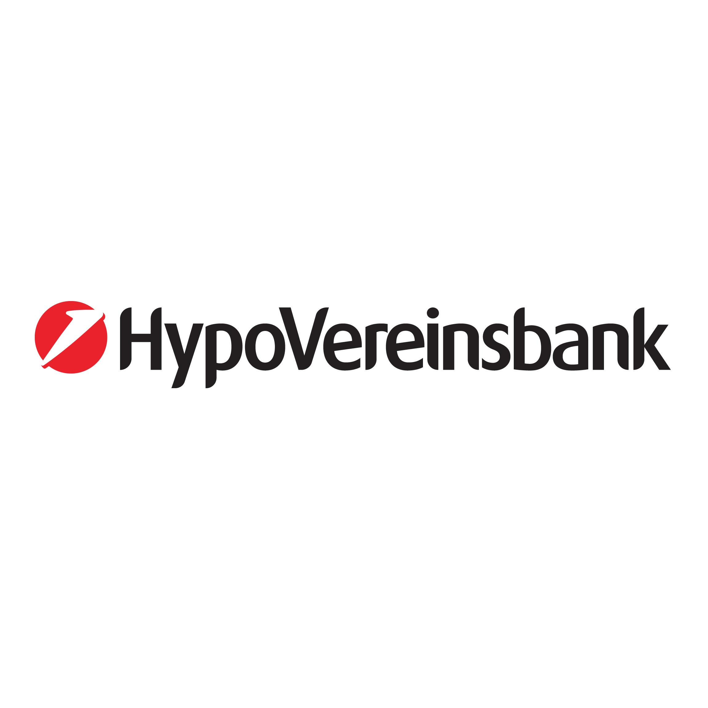 HypoVereinsbank München Kaufingerstraße Geldautomat Logo