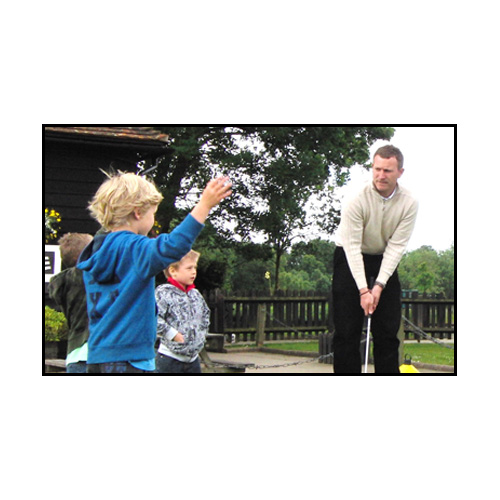 Golf World Stansted Ltd