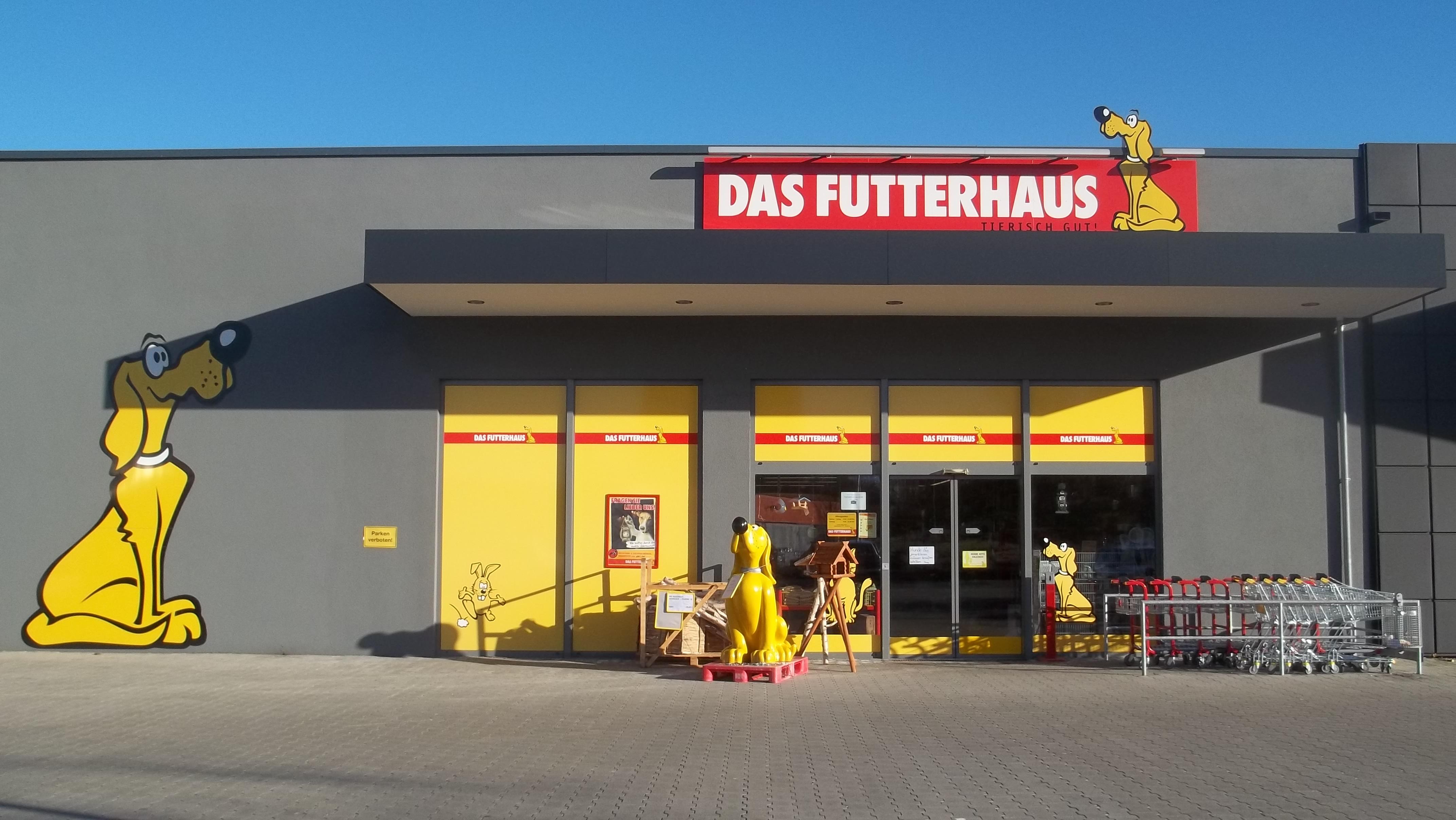 DAS FUTTERHAUS - Mössingen